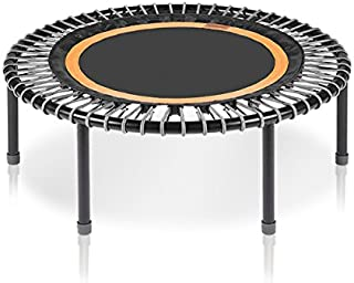 """bellicon Classic 39"""" Mini Trampoline with Fold-up Legs - Made in Germany - Best Bounce - 60 Day Online Workout Program Included"""