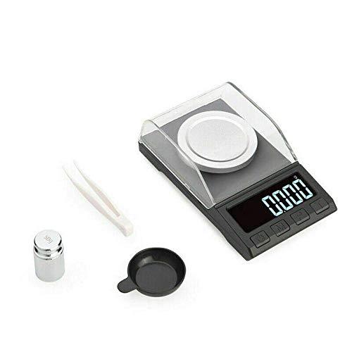 Keuken Thuis Multifunctionele Palm Digitale Weegschaal Digitale Weegschaal 200G 001G Hoge Precisie USB Elektronische Weegschaal Mini Weegschaal Carat Industriële Kleinschalige