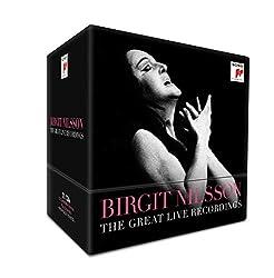 Birgit Nilsson-The Live Recordings