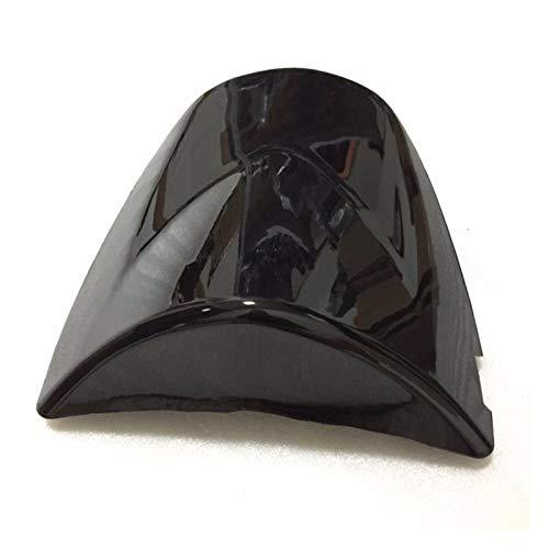 GIAOGIAO Motorrad-Rücksitzabdeckung für Beifahrersitz, passend für Kawasaki ZX6R ZX-6R 2003 2004 ZX 6R 03 04 Z1000 Z750 2003 2004 2005 2006 03 04 05 (Farbe: Schwarz)