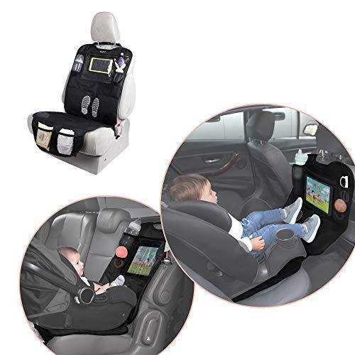 Lulyboo Auto Asiento Pantalla–Duradero Asiento protección para Lactantes y niños pequeños–Incluye Dispositivo Inteligente Ventana