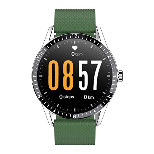 KESOTO Deportes de Negocios Smart Watch Fitness Tracker Contador de Calorías - Verde