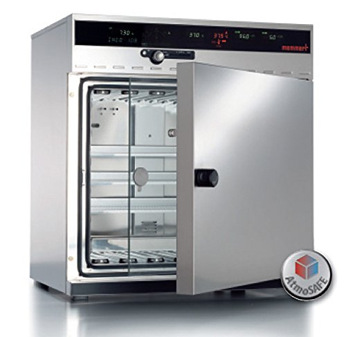 Memmert 911397 - Estante perforado para incubador de CO2 (acero inoxid