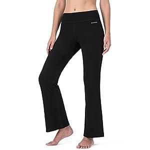 Women's Bootcut Yoga Pants Bootleg Pants