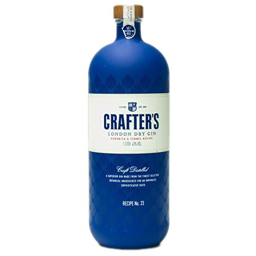 Crafters London Dry Gin Gin 43,0% Vol. 1,0l