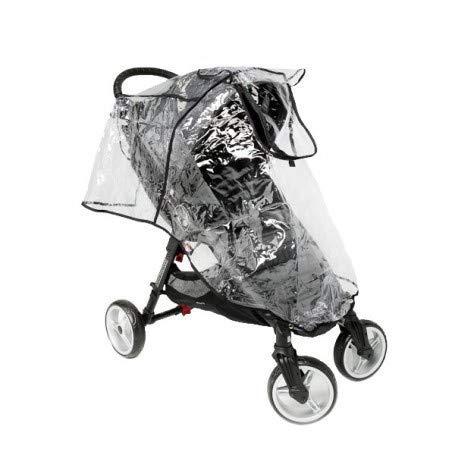 Regenverdeck für Kinderautositze/Regenverdeck / Windschutz für Babyschale, Kunststoff, UNIVERSAL und mit Schutzklappe Regenschutz für Kinderwagen, Regenverdeck Regenhaube für Buggy und Sportwagen