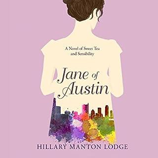 Jane of Austin audiobook cover art