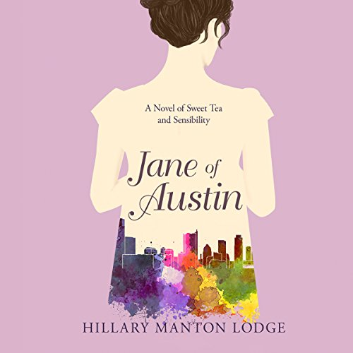 Jane of Austin audiobook cover art