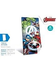 Kid Licensing Toalla de Playa Poliester Avengers - Toallas
