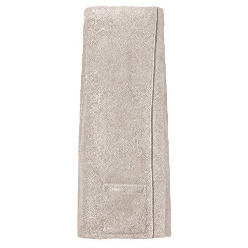 Vossen Damen Saunakilt Livina Stone, one Size