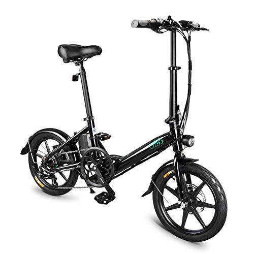cineman FIIDO Opvouwbare elektrische fiets, elektrische fiets, vouwbaar, voor volwassenen, D3s 7.8