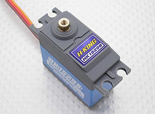 HobbyKing HK15298 High Voltage Coreless Digital Servo MG/BB 66g/15kg/0.11s