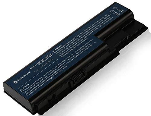 Globalsmart Batería para portátil Alta Capacidad para Acer Aspire 8920G 6 Celdas...