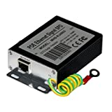 Minhongshin PoE+ Gigabit RJ45 Ethernet Surge Protector