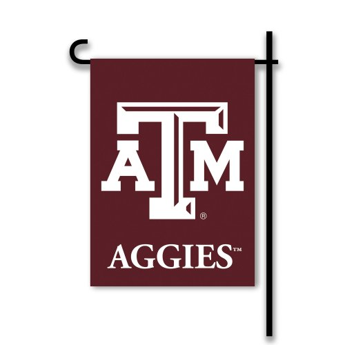 NCAA Texas A&M Aggies 2-Sided Garden Flag