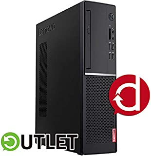 Lenovo V520S 3.5GHz G4560 SFF Negro PC - Ordenador de sobremesa (3,5 GHz, Intel Pentium G, G4560, 4 GB, 500 GB, DVD±RW)