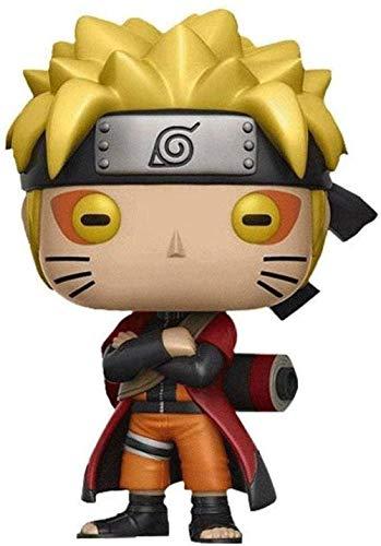 WENJZJ Naruto Shippuden # 185 Naruto (Modo Sabio) Pop!