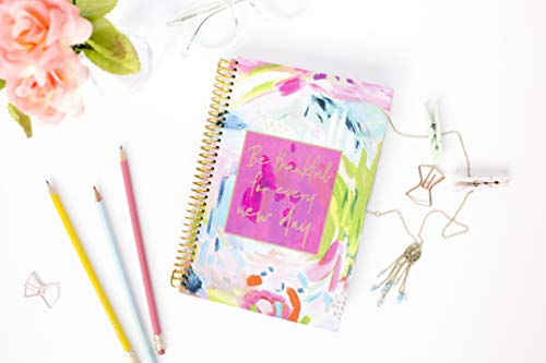 "bloom daily planners 2019-2020 Academic Year Day Planner Calendar- Passion/Goal Organizer - Weekly/Monthly Dated Agenda Book - (August 2019 - July 2020) - 6"" x 8.25"