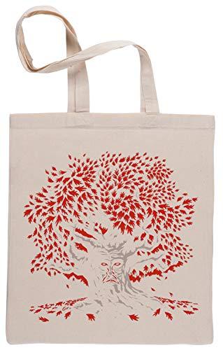 Invernalia raraleña Bolsa De Compras Shopping Bag Beige