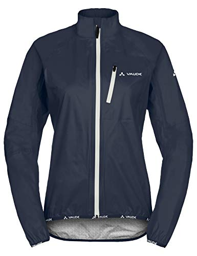 VAUDE Damen Drop Jacket III Regenjacke für Radsport, eclipse, 40, 049647500400