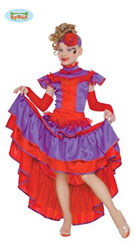 Guirca grafoplas Traje de Bailarina Can 5/6años, Color, 82291