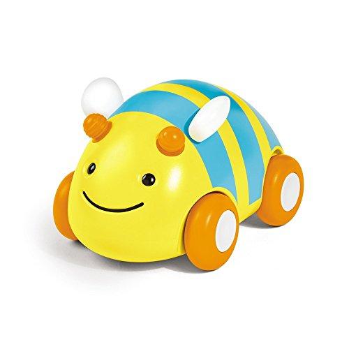 Brinquedo Carrinho Fricção Explorer Abelha, Skip Hop, Amarelo