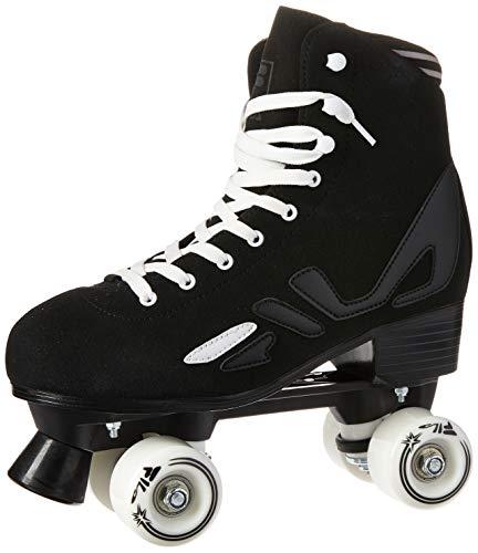 Patins Quad Fila Logo Black Unissex Fila Skates unissex PRETO 35