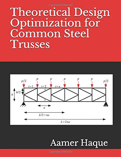 Theoretical Design Optimization for Common Steel Trusses