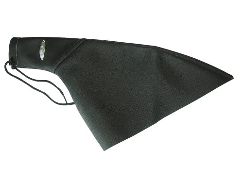 Eufab 17508 Handbremshebelsack Leder, schwarz, universal, für fast alle Fahrzeuge