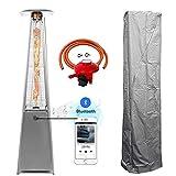 Best Gas Heaters - BU-KO Outdoor Patio Gas Heater | Garden, Camp Review