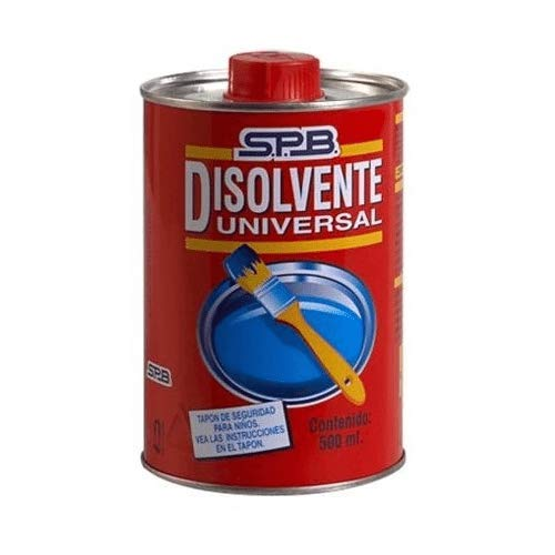 Mpl(spb) disolvente universal 1/2 l.