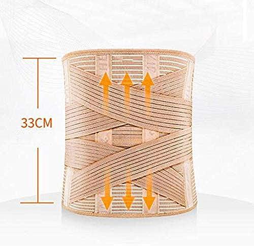 BCX die verbreiterten M er und Frauen Halten warme Fieber Lendenwirbels e Strain Protection Gürtel