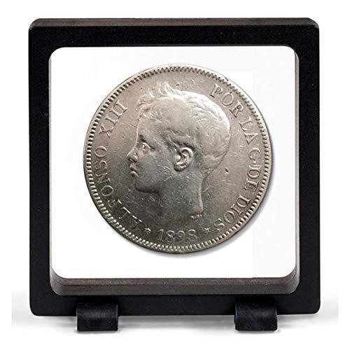 IMPACTO COLECCIONABLES Monedas Antiguas - España 5 Pesetas de Plata de Alfonso XIII. Cadete