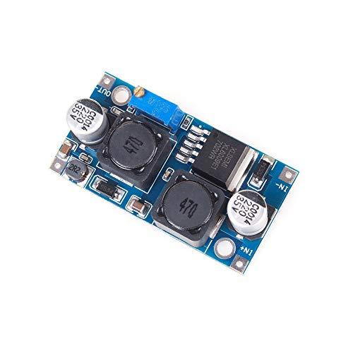 ANGEEK DC-DC Boost Buck Adjustable Step Up Step Down Automatic Converter XL6009 Module