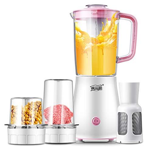 Creative Light- Presse-agrumes, presse-fruits et légumes automatique, gobelet de grande capacité, machine de cuisson multifonction (Couleur : D)