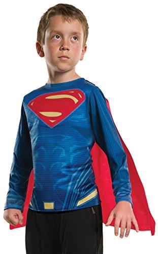 Shirt Superman uit Batman vs Superman voor jongens