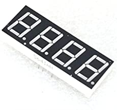 Topsame Best Price 10pcs/lot 0.56 Inch 7 Seven Segment 4 Digits Red Clock LED Display Common Anode Time 12 Pins