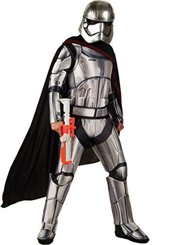 Star Wars Ep VII - Disfraz de Capitán Phasma para adulto,