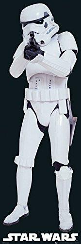 Star Wars Stormtrooper Sci Fi Movie Film Poster Print 12 by 36