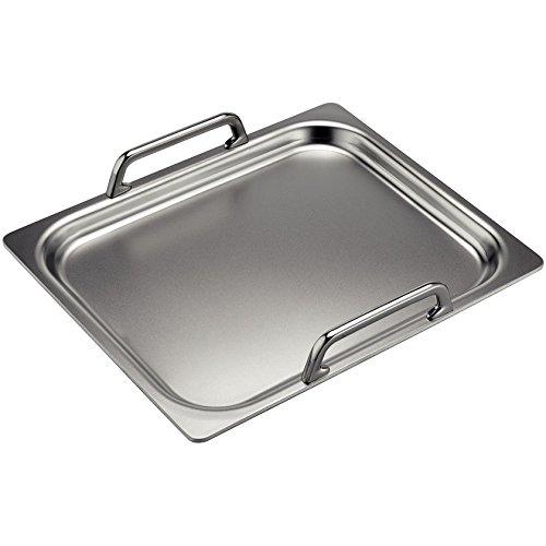 Bosch HEZ390511 Teppan Yaki FlexInduktion Zubehör japanische Küche Edelstahl