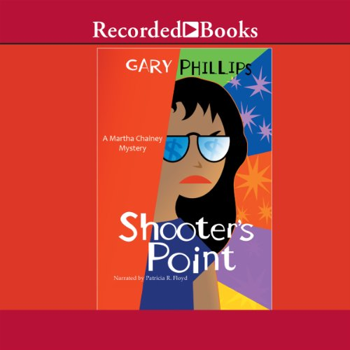 Shooter's Point audiobook cover art