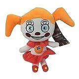 20 estilo 20cm FNAF Peluche Toys Five Nights en Freddy's 4 Freddy Bear Bonnie Chica Baby Ballora Foxy Plush Peluche Toys Doll regalos