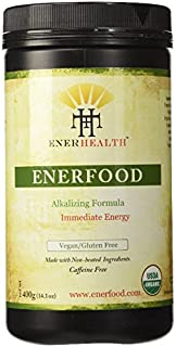 EnerFood Super Green Drink 14 Ounces (Pack of 2)