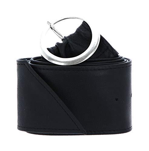 Tamaris Leather Waist Belt W85 Black