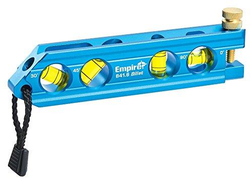 Empire Level 841.6 6-Inch Magnet Billet Torpedo...