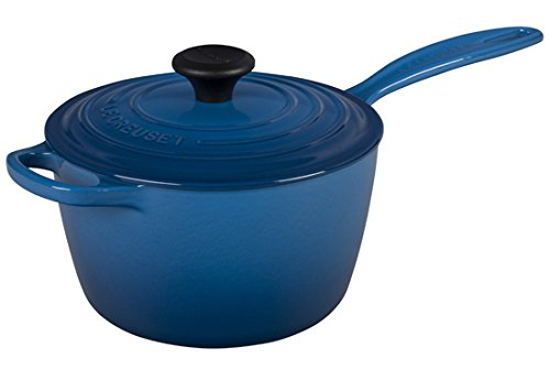Le Creuset Enameled Cast-Iron Saucepan, 2 1/4 Quart