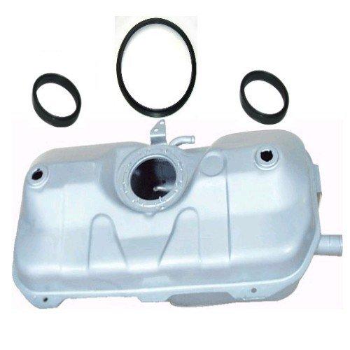 Kraftstofftank Benzin + Dichtung für Tankgeber + 2x Dichtung außen + 8x Mutter Tankgeber