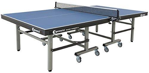 Sponeta Master Compact ITTF Tischtennisplatte für den Innenbereich