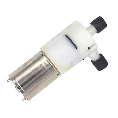 MagiDeal 370 Micro Dc Aquarienluftpumpe Vakuum Luftpumpe Sauerstoffpumpe für Aquarien