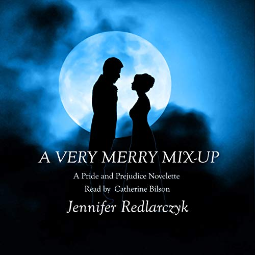 A Very Merry Mix-Up Audiobook By Jennifer Redlarczyk cover art